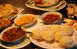 Colombo Regency lunch meeting